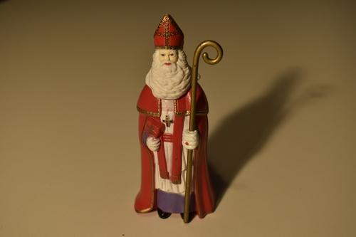 Sinterklaas Doll