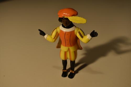 Zwarte Piet Doll