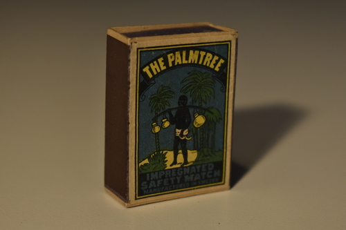 The Palmtree Impregnated Safety Match